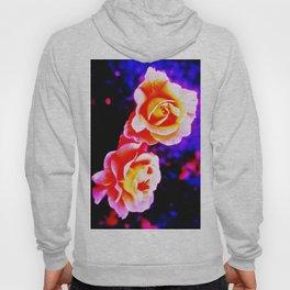 Psychedelic Roses Hoody