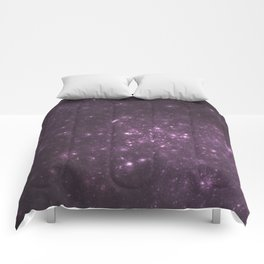 Purple Galaxy of Sir Douglas Fresh Comforters
