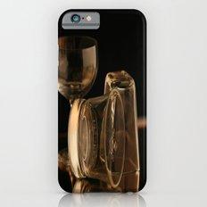 Glasses in Gold Tones Slim Case iPhone 6s