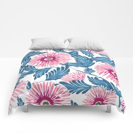 Gerbera Bloom Comforters