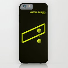 The LATERAL THINKING Project - Contexto iPhone 6s Slim Case