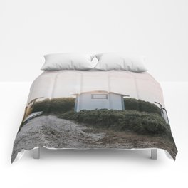 Summer at the beach II - Landscape and Nature Photography Comforters