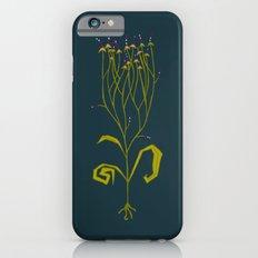 Gothic Botanical Slim Case iPhone 6s