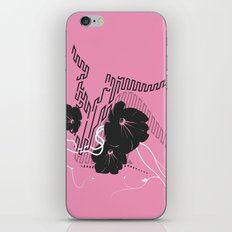 Untitled Art - Pink iPhone & iPod Skin