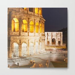 In Rome do as the Romans do Metal Print