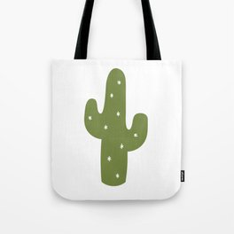 Cactus Club Tote Bag