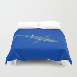 Hawaiian Shark VI Duvet Cover