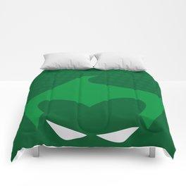 Masks of Gotham City The Joker Comforters