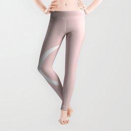 Minimalistic Pink Series I #kirovair #minimal #minimalism #buyart #design Leggings