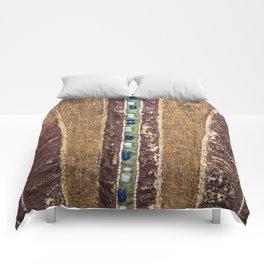 Mansi folk pattern Comforters