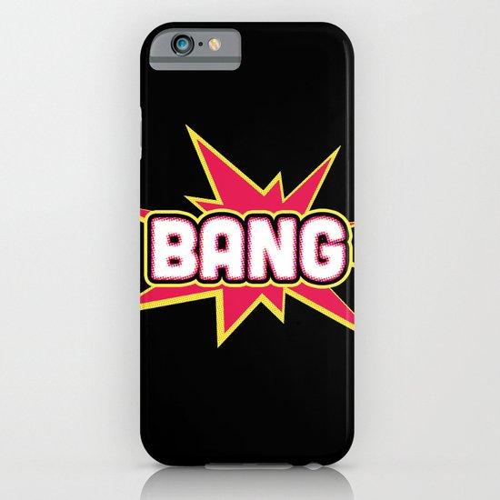 BANG! iPhone & iPod Case