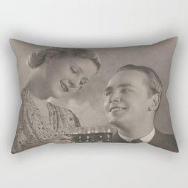 Cheers Honey Rectangular Pillow