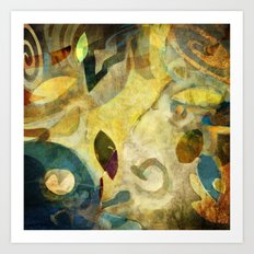 Elements V - Kindred Spirits Art Print