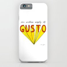 an endless supply of gusto iPhone 6 Slim Case
