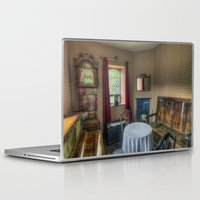 home sweet home Laptop & iPad Skins featuring Home Sweet Home by Ian Mitchell