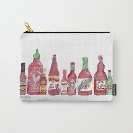 Hot Sauce Carry-All Pouch