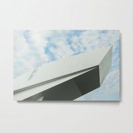 Amsterdam Eye Museum #2 Metal Print