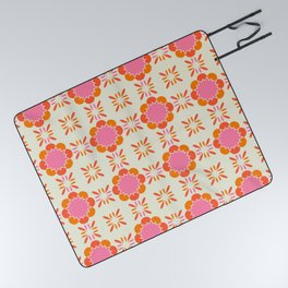 Sixties Tile Picnic Blanket