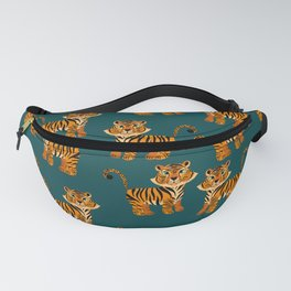 Save the tigers Fanny Pack