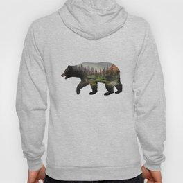 The North American Black Bear Hoody