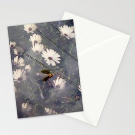 shoefiti and the flowers Stationery Cards