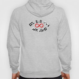"""The Limit Does Not Exist - """"Mean Girls"""" Burn Book Inspired Hoody"""