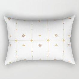 jazzy okami v. 1 Rectangular Pillow