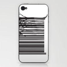 Treecode iPhone & iPod Skin