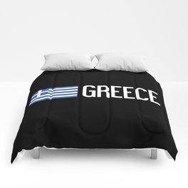 Greece: Greek Flag & Greece Comforters