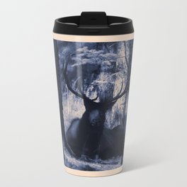 King of the forest Metal Travel Mug