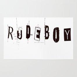 Rudeboy Rug
