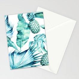 Bahamas - aquamarine Stationery Cards