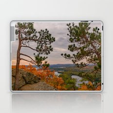 Eagle cliff pines Laptop & iPad Skin