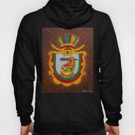 Escudo de Guerrero Hoody