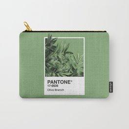 Pantone Series – Olive Branch Carry-All Pouch