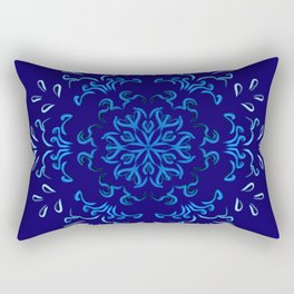 """Ka heʻenalu"" with coldest surfers Rectangular Pillow"