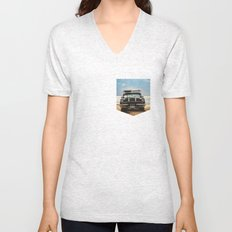 Surf's Up Sauble Unisex V-Neck