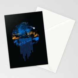Hunters Stars Stationery Cards