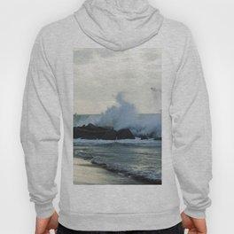 Fiumicino beach Hoody