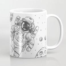 astro Traveller Retro Mug