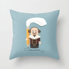 Little Will Throw Pillow