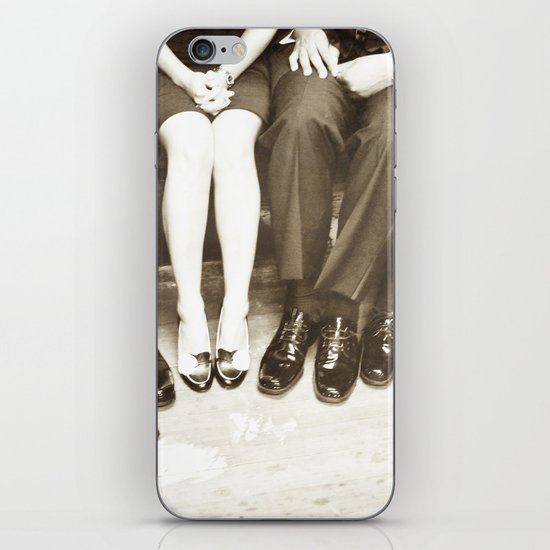 The Groomswoman iPhone & iPod Skin