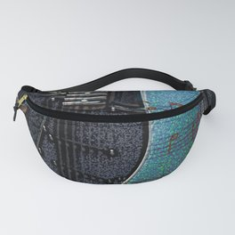 GUITAR BLUES Fanny Pack