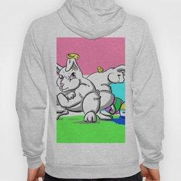 Grumpy Bunnies Hoody