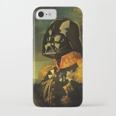 Portrait of Lord Vader iPhone 7 Slim Case