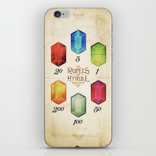 Legend of Zelda - Tingle's The Rupees of Hyrule Kingdom iPhone & iPod Skin