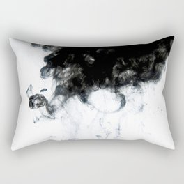 Ink II Rectangular Pillow
