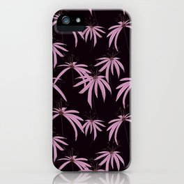 Floral darwing Pattern design by #MahsaWatercolor iPhone Case