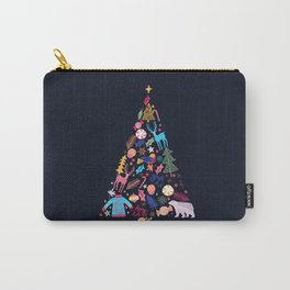 Magic of a christmas tree Carry-All Pouch