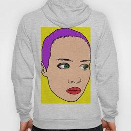 punk fashion, fashion art, fashion illustrations, Hoody